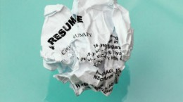 resume-crumpled-stock-photo-18772934