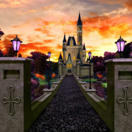 Creative Veteran Productions Disney Castle image
