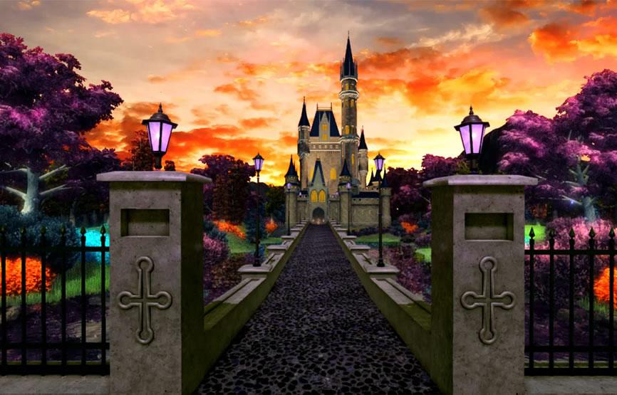 Creative Veteran Productions Disney Castle image