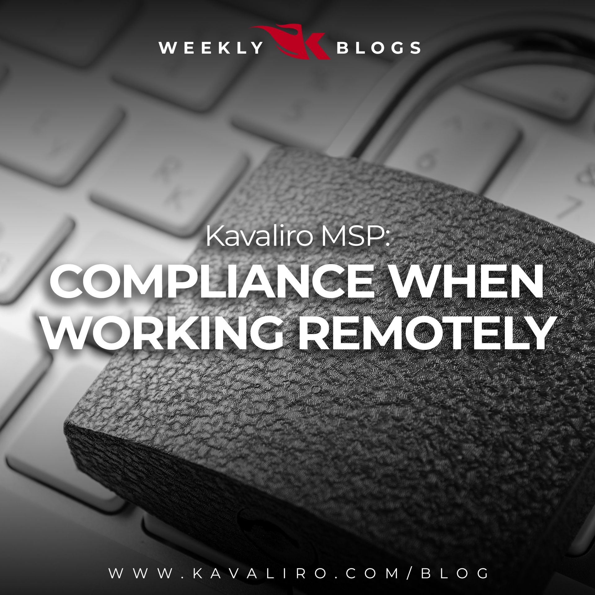 Compliance when working remotely